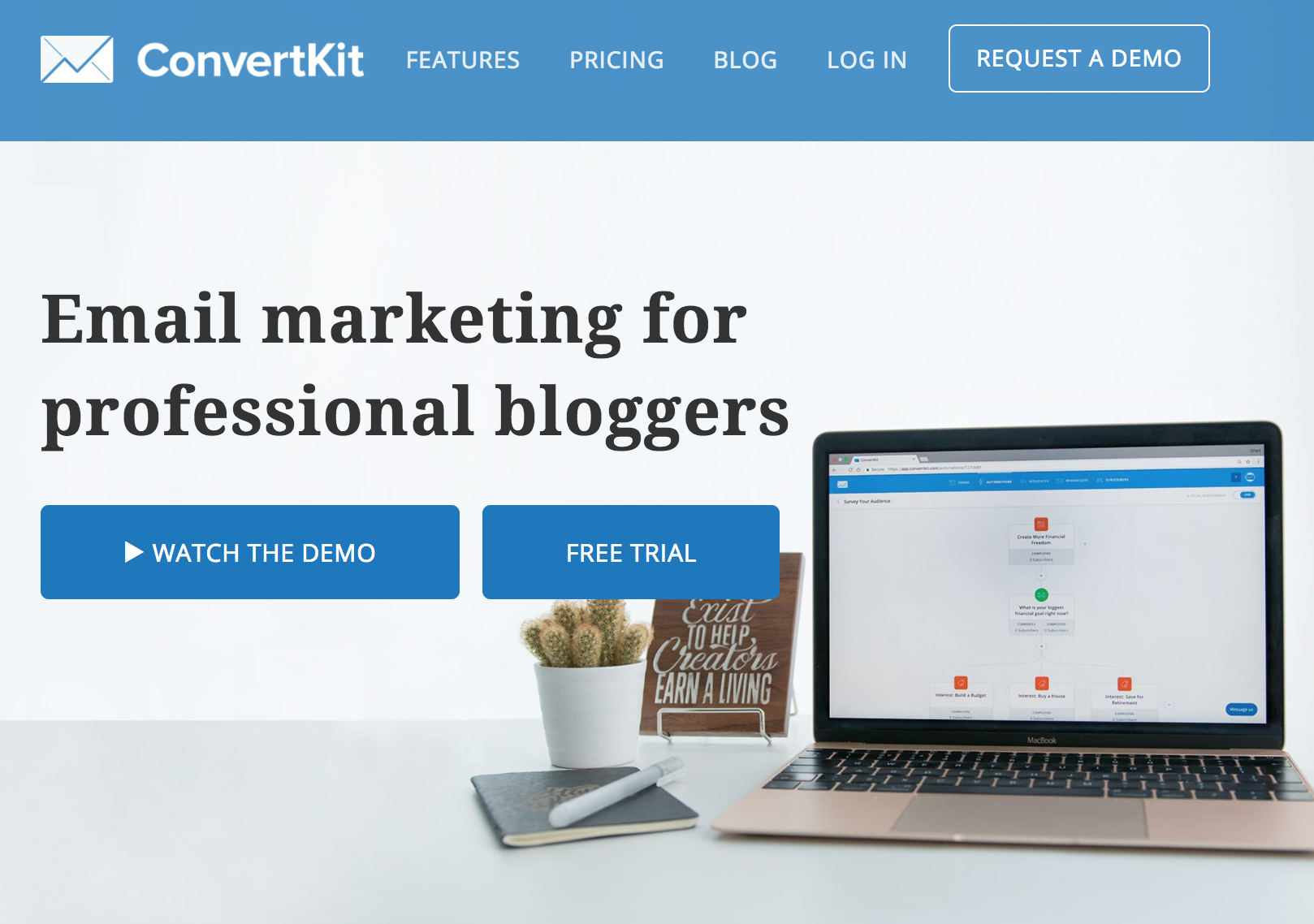 ConvertKit for Conversion Rate Optimization